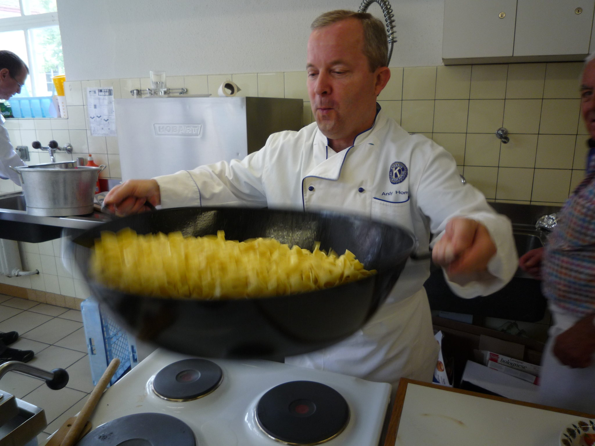 Wir kochen für Höngg's Senioren!