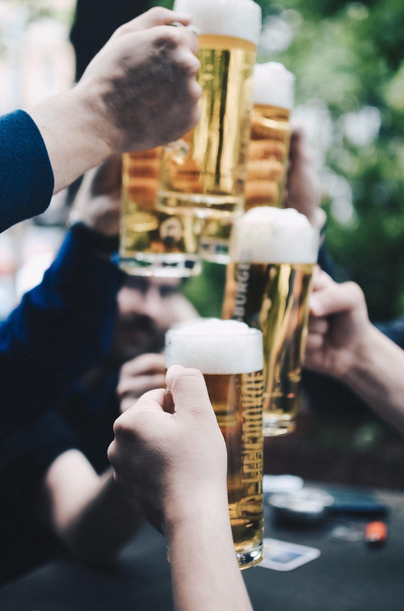 Wir brauen unser eigenes Bier!